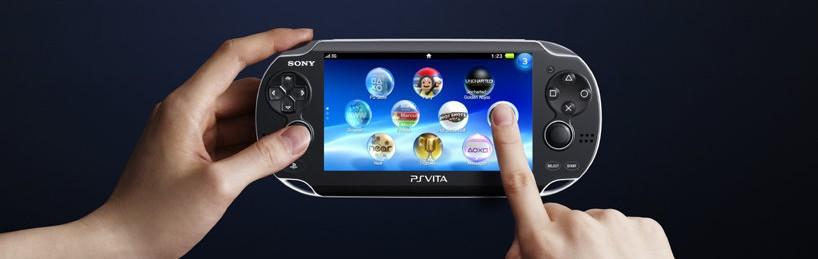 Sony's Playstation Vita makes its U.K debut