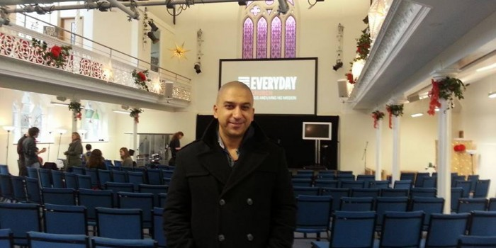 Kingston church reopens Safe and Sound Alcohol Recovery Centre during Christmas period