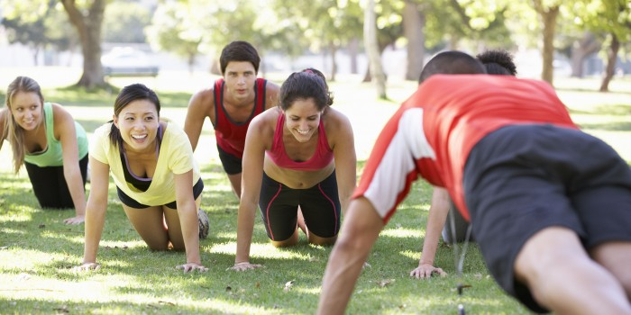 Kingston Council announce fitness classes in local green spaces