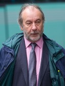 Paedophile: Derek Osbourne arrives at court for sentencing in 2012 (Photo: Copyright Rex Features Ltd)