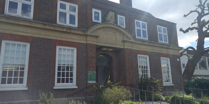 Surbiton library opens its doors after remodelling