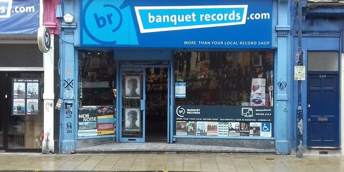 Banquet Records named Kingston Business of the Year