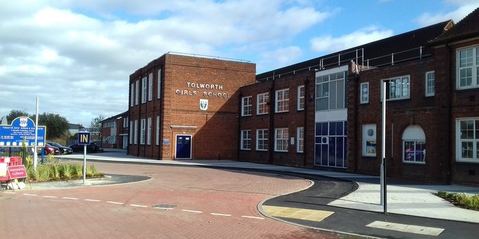 Tolworth Girls' School rated 'outstanding' by Ofsted