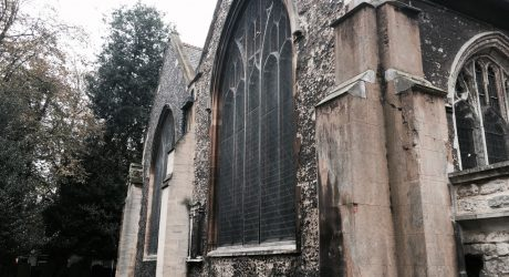 Kingston residents uncover skeletons around All Saints Church