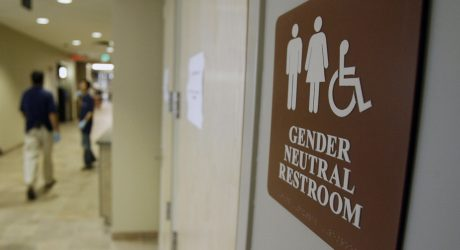 University trial of gender-neutral toilets receives 'transphobic' backlash from students