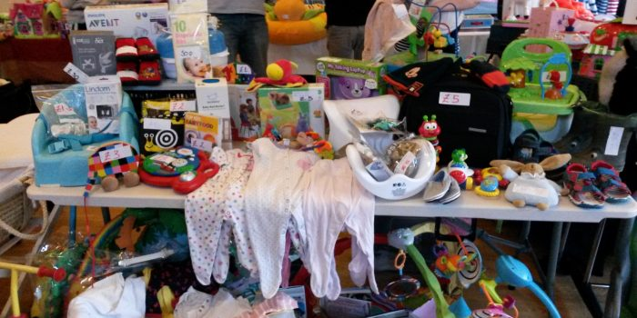 Mums' market a hit with Surbiton families