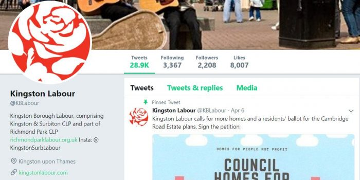 Kingston Labour council candidate faces inquiry after accusations of anti-Semitism