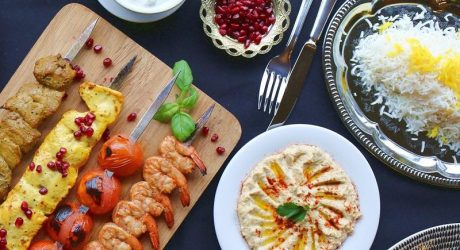 Surbiton restaurant's authentic Persian dishes win it 'Best Middle Eastern food in UK'
