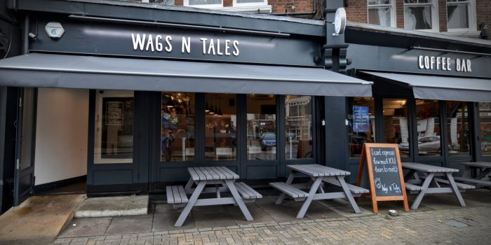 "Surbiton restaurant Wags N Tales a ""personal and passionate endeavour"" for husband and wife duo"