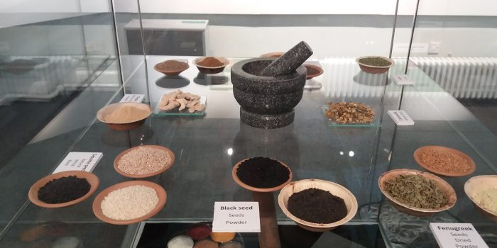 REVIEW: 'My Spice Box Remedies' at Kingston Museum