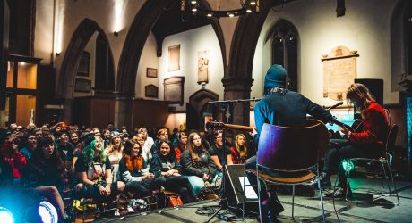 Review: ΛS IT IS at All Saints Church