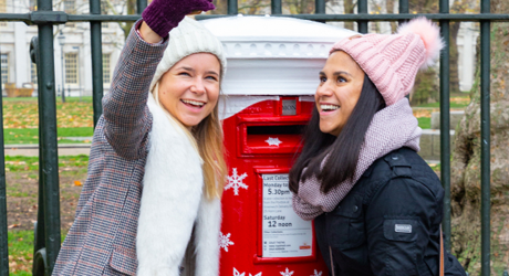 "Royal Mail installs ""singing"" postbox in London"