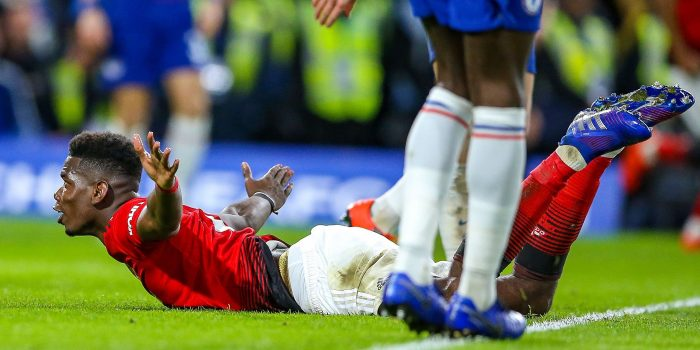 Match Report: Ruthless United beat Chelsea 2-0