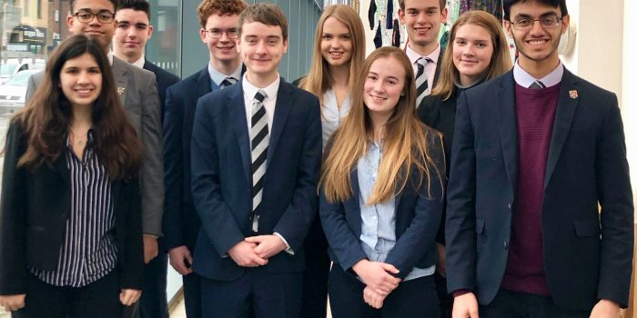 Kingston Grammar School boast ten Oxbridge offers