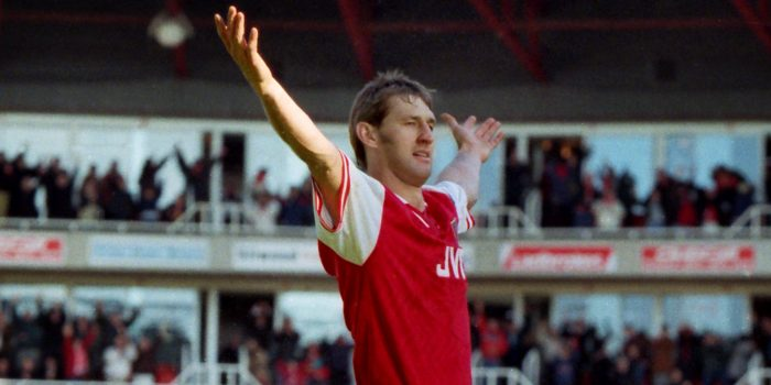 EXCLUSIVE –  Tony Adams: 'Addiction still has a lot of stigma around it'