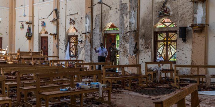 Sri Lankan bomber revealed as ex-Kingston university student
