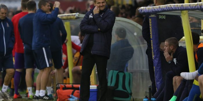 AFC Wimbledon 2-3 Bradford: Dons unbeaten run comes to an end at Kingsmeadow