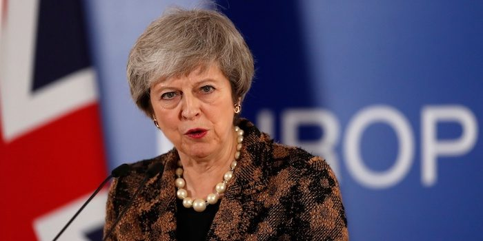 Comment: May's Brexit deal is the only feasible route out of this mess