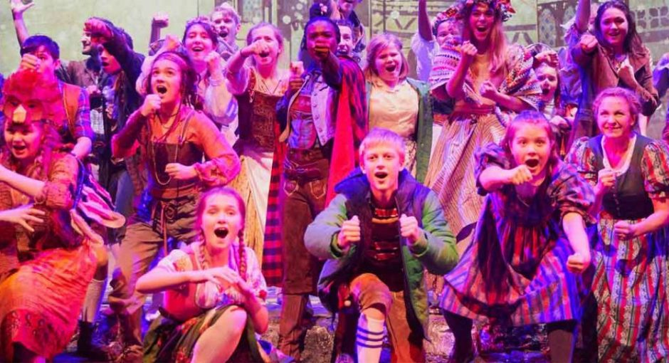 Review: Hansel and Gretel at The Rose Theatre Kingston