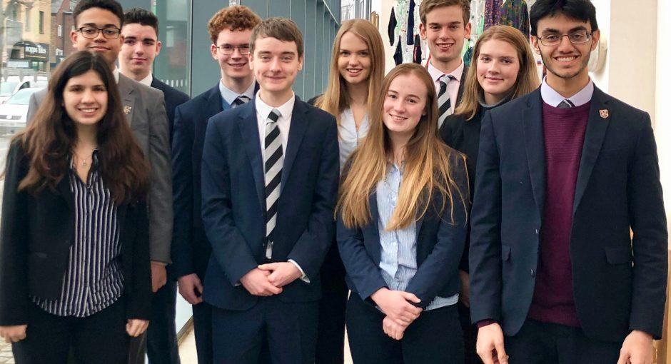 Kingston Grammar School boast ten Oxbridge offers
