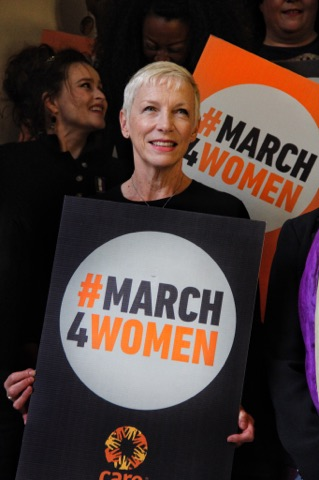 Care International's March4Women conferences focuses on the future of women