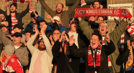 Kingstonian boss: We won't fear Macclesfield
