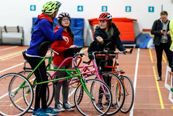 International Sport 'RaceRunning' Arrives in Kingston