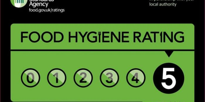 Kingston Upon Thames named cleanest place to eat in Greater London