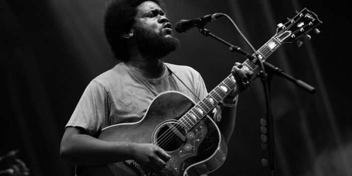 Michael Kiwanuka at Pryzm: an intimate acoustic performance on New Slang's 13th Birthday