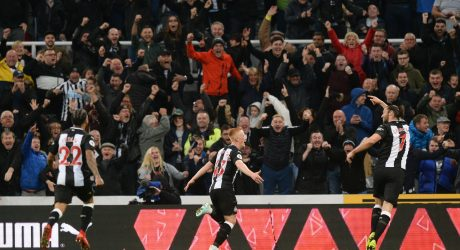 Longstaff earns struggling Newcastle shock win against United