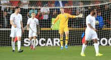 England suffer shock defeat to Czech Republic