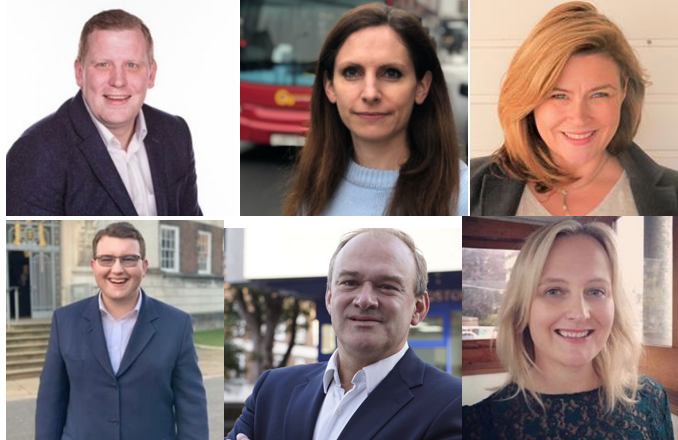 General Election December 2019: Your Kingston and Surbiton candidates