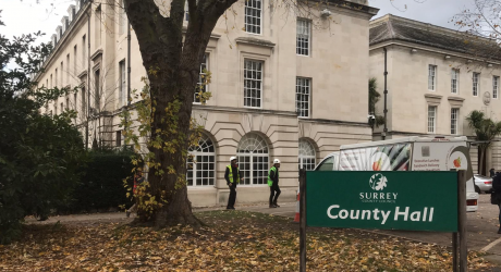 Surrey County Council to leave Kingston in 2020 after 50 years