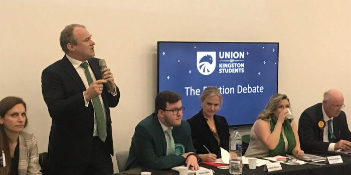 Kingston election candidates go head-to-head at Kingston Uni