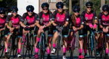 InternationElles: The female cyclists fighting for equality