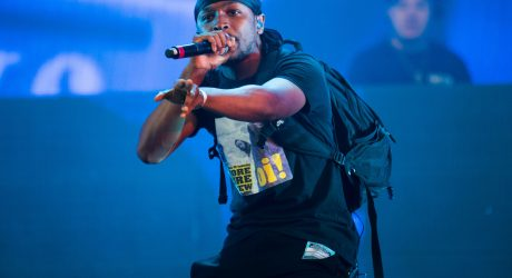 Grime superstar JME to perform in Kingston