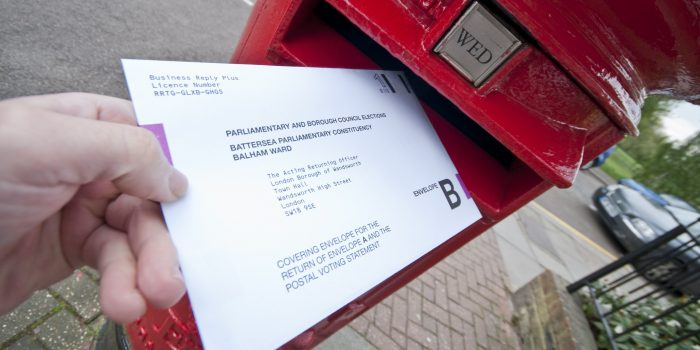 How Kingston Students can register for the postal vote