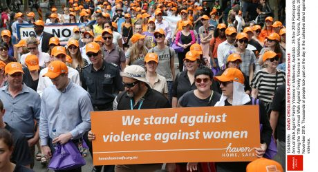 #KingstonSaysNoMore and campaign against violence towards women