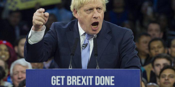 "A Brexit book launch: ""Brexit: A Gothic Novella"""