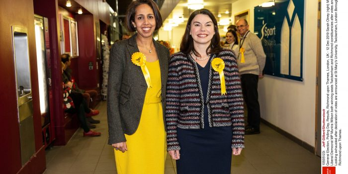 Liberal Democrats Triumph in Richmond Park and Twickenham