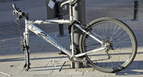 Kingston ranked UK bike theft hotspot