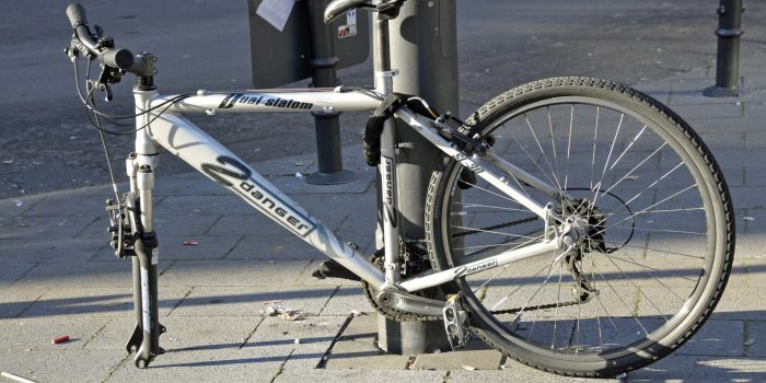 Kingston ranked UK bike theft hotspot