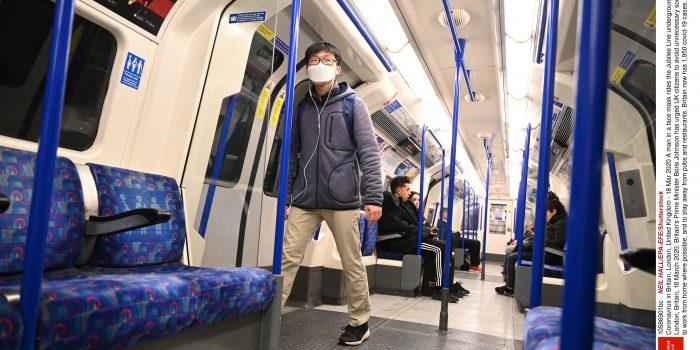 Data from Public Health England reveals extent of coronavirus spread