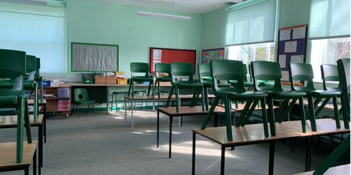 Boris Johnson announces UK schools will shut for the foreseeable future